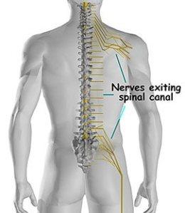 El dolor en el estómago que da en la espalda y el eructo